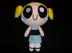 power puff plush doll