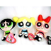 powerpuff blossom buttercup bubbles inches plush