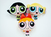 powerpuff blossom buttercup bubbles plush doll