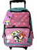 powerpuff rolling backpack luggage brand