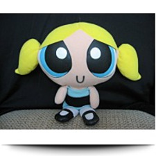 On SaleCartoon Network Bubbles 9 Plush Doll