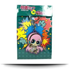 On SaleHatsune Miku X Power Puff Girls Rubber