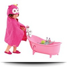On SaleOwl Be Relaxing Bath Tub Set For 18 Poseable