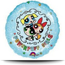 On SalePower Puff Girls Ballon All Occasion