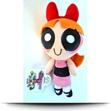 Power Puff Girls Blossom 7 Plush Doll