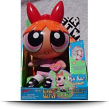 Talking Style Salon Blossom 10 Plush