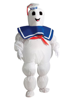 Inflatable Ghostbusters Stay Puff Marshmallow